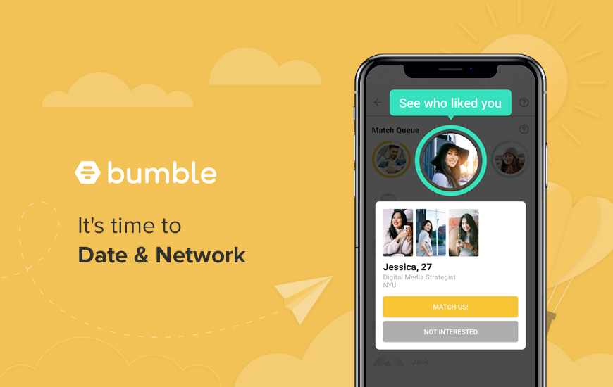 Bumble - Not Your Regular Dating App