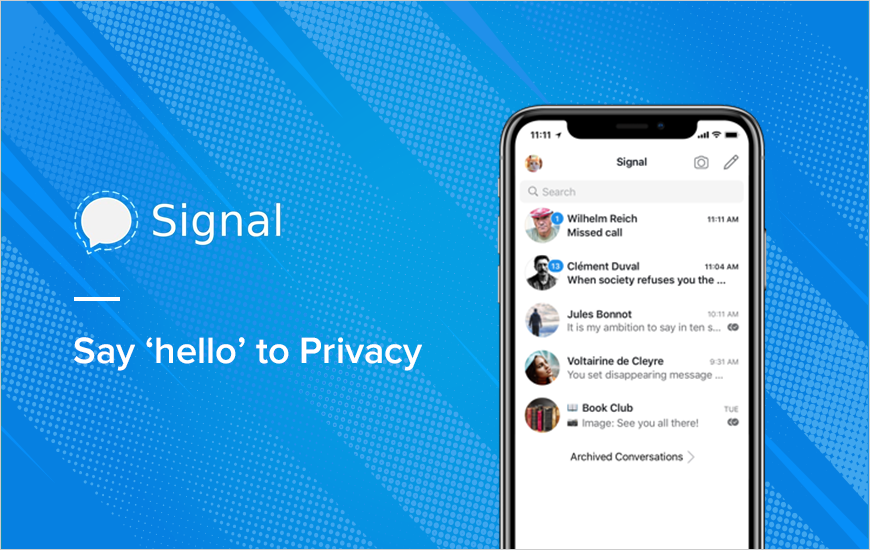 Signal Private Messenger App: Protect Your Privacy