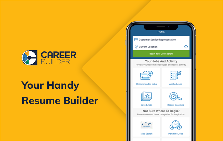 CareerBuilder:  Your Job Hunting Starts Here