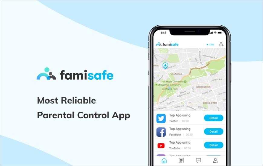 FamiSafe App: Parental Control App To Protect Kids