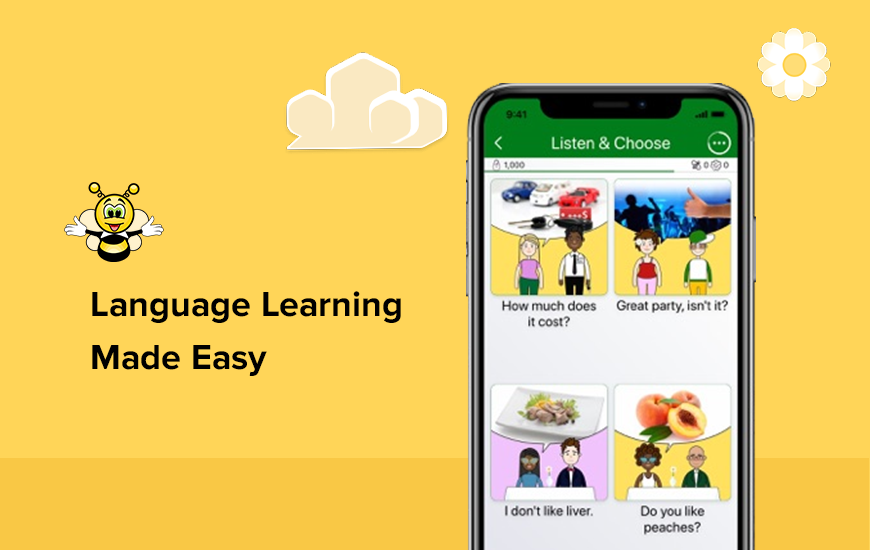FunEasyLearn: Learn Languages for Free