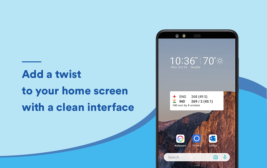 Microsoft Launcher App: Customize Your Home Screen