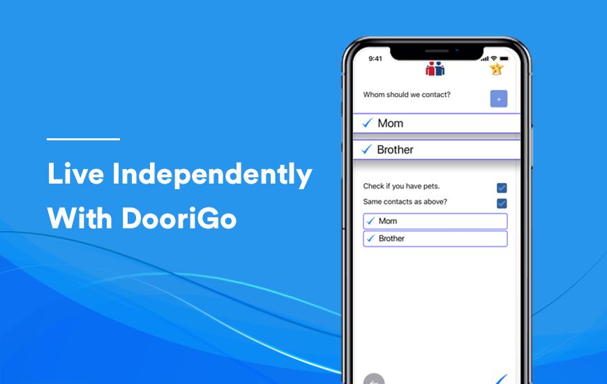 DooriGo App: Assures Your Complete Security