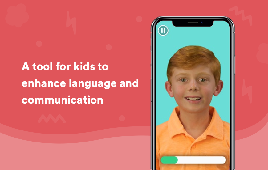 Speech Blubs: Language Therapy App for Kids