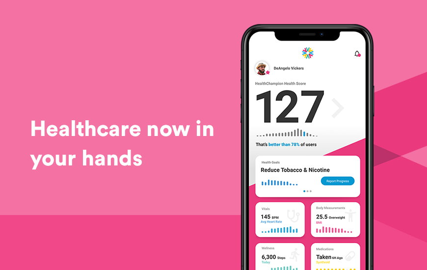 HealthChampion App: All In One Health Solution