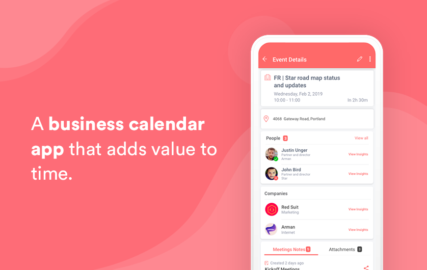 Calendar.Ai: A must-have app for all professionals