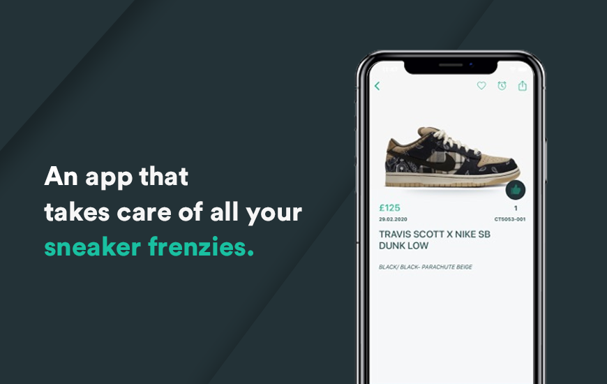 Grailify: Your Sneak pass into the Sneaker World