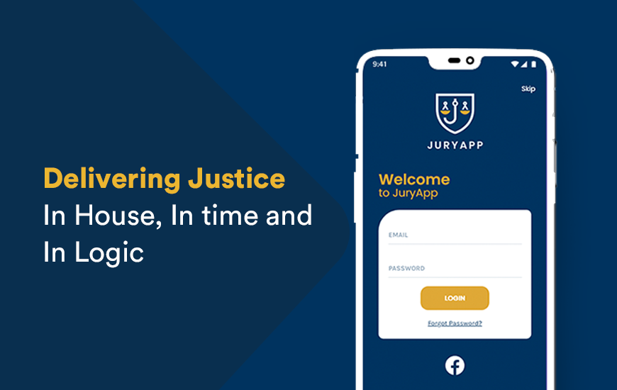 Jury App: Providing Litigation Without Going