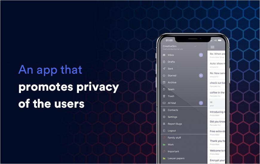 Protonmail App: The Most Secure Way to Email