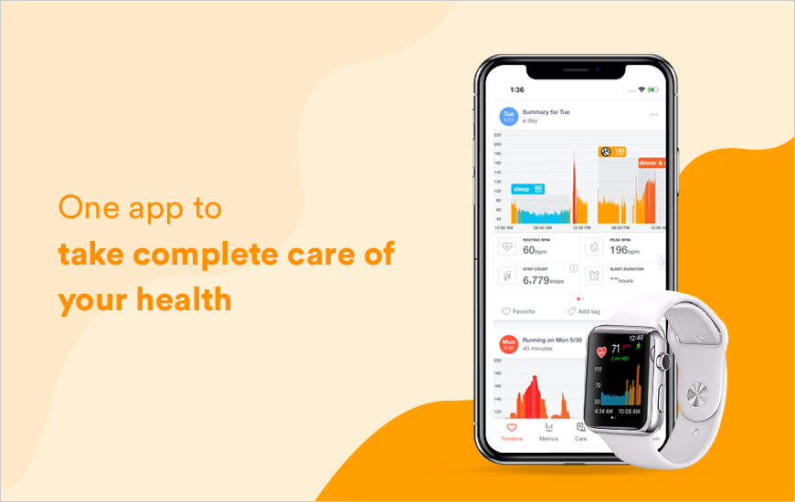 Cardiogram: Your Personal Health Monitor