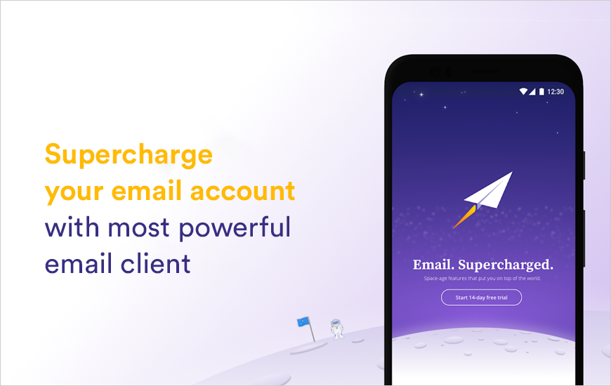 Newton Mail - Email app for Gmail and other client
