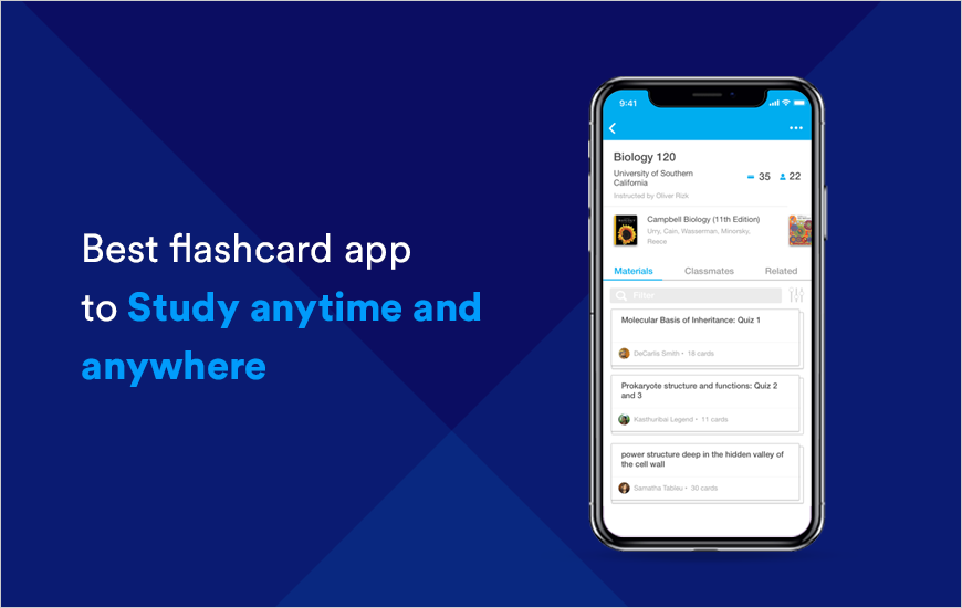 StudyBlue: Best Study tool to Study Anywhere