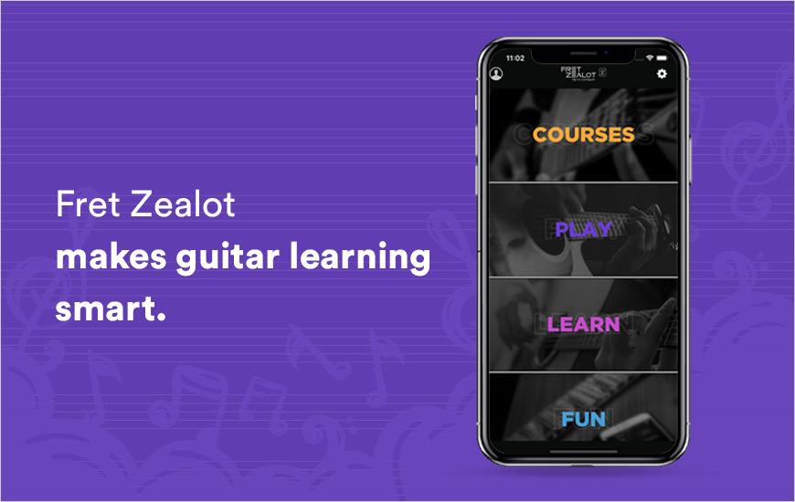 Fret Zealot App: The New Guitar Guru on the Block