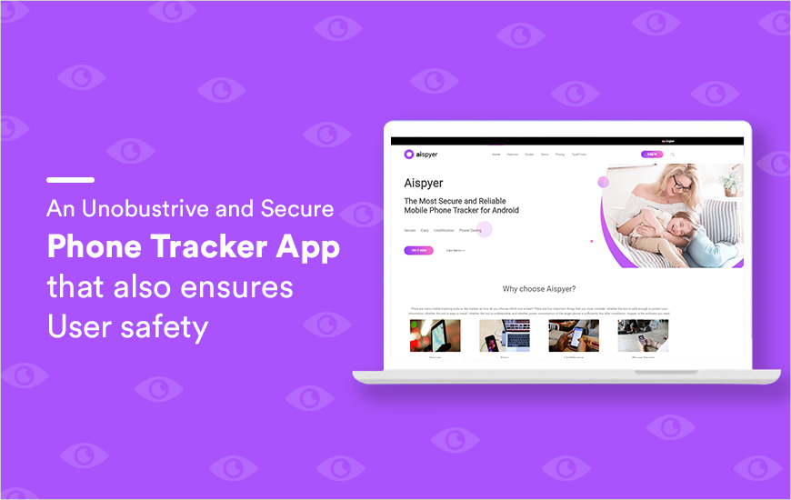 Aispyer : An Untraceable App that Track Everything
