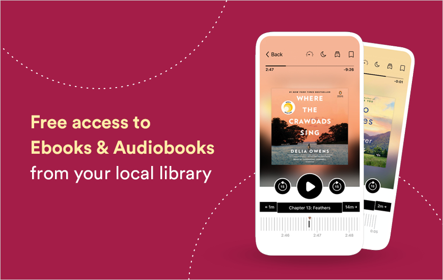 Libby: Free & Easy Access to Ebooks & Audiobooks