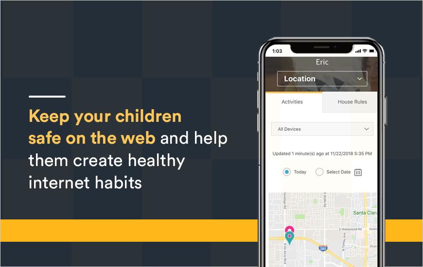 Norton Family App: Make Web Surfing Safe
