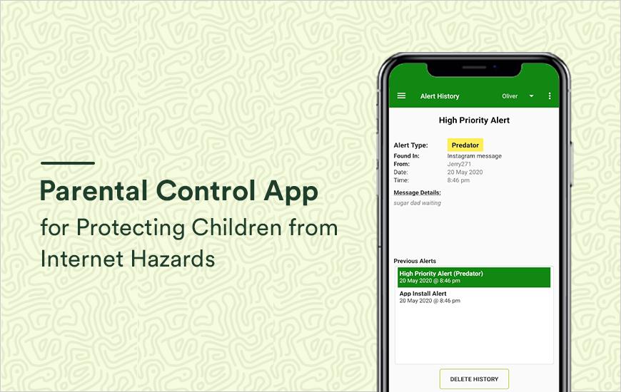 MMGuardian App: AI-powered Parental Control