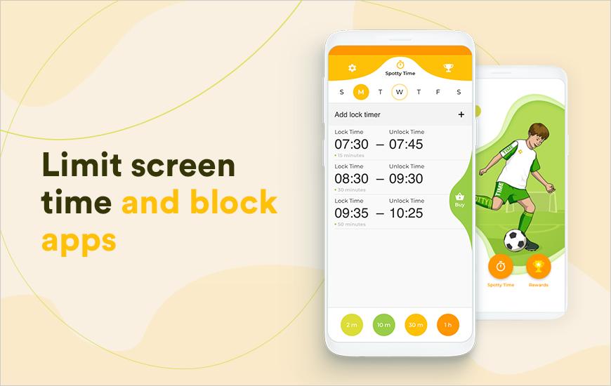 Spotty Time App: Need for Digital Wellness