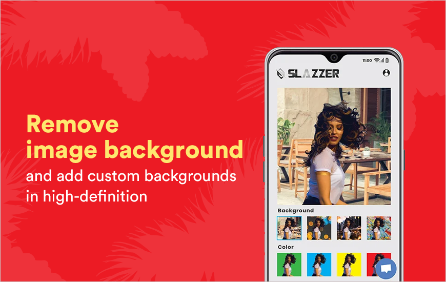 Slazzer App: Remove Image background in seconds