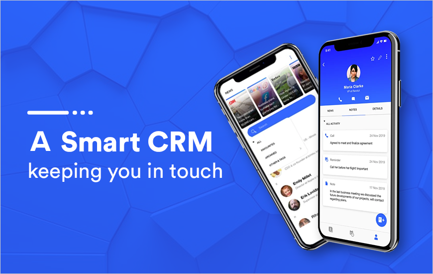 Covve App: The Personal AI-Powered CRM
