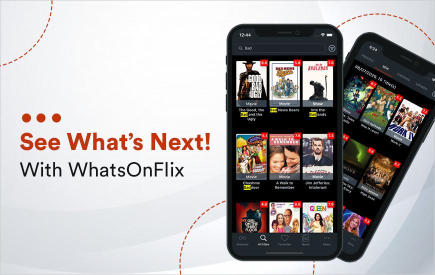 WhatsOnFlix App: What\'s Trending on Netflix?