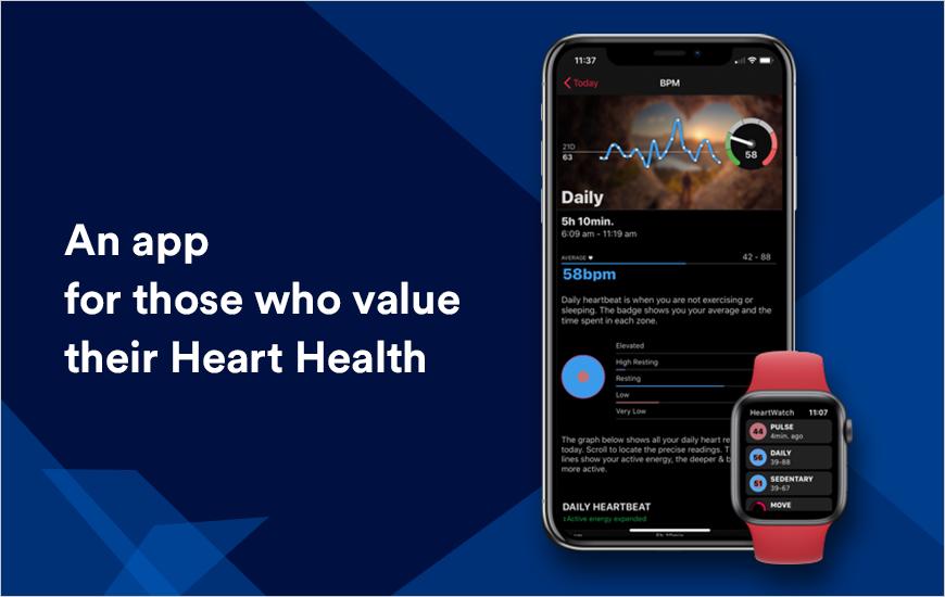 Heart Watch App: The Holistic Heart Analyzer