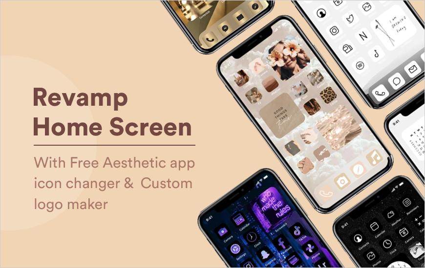 ScreenKit App - An Ultimate Free iOS 14 Custom Icon, Widgets, Theme Maker