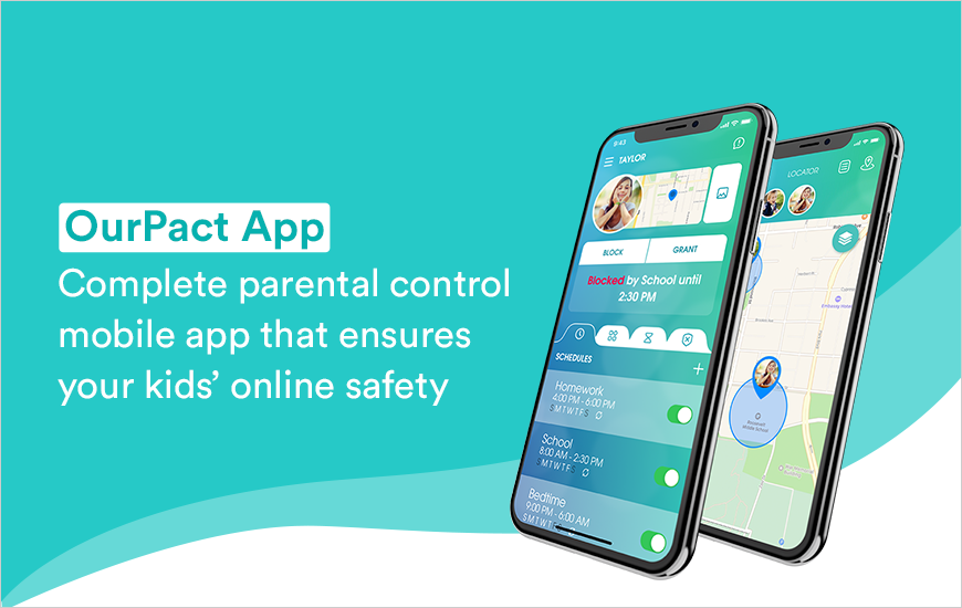 OurPact App: Manage your Family's Internet Habits