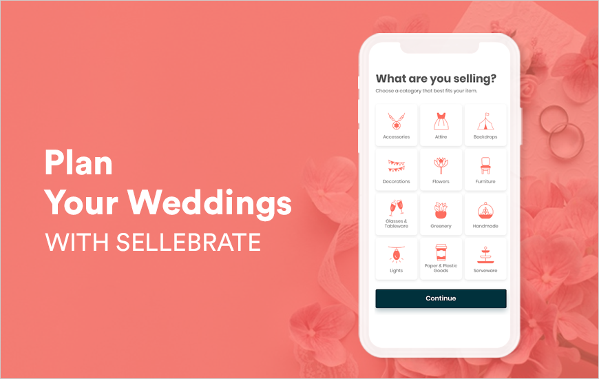 Sellebrate App - An Awesome Way To Buy and Resell