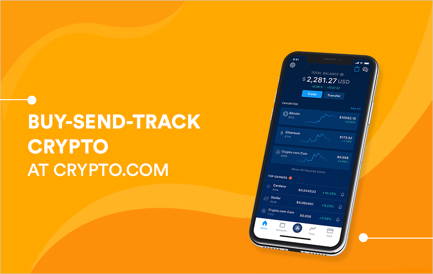 Crypto.com App - Buy, Sell and Pay with Crypto