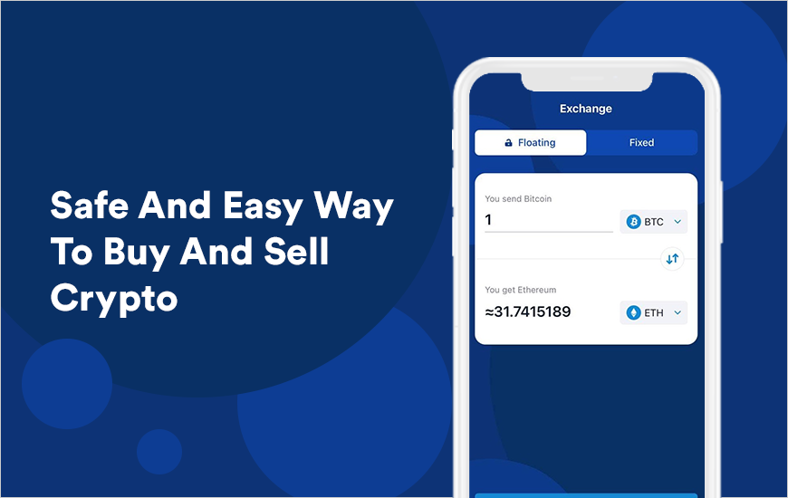 SimpleSwap - A Secure Way to Buy and Sell Crypto