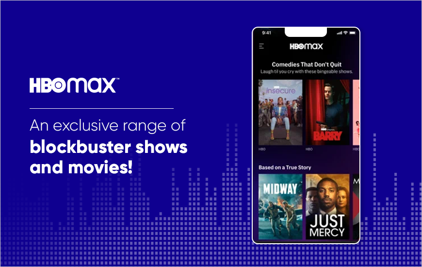 HBO Max App Review - Stunning UHD Shows and Movies