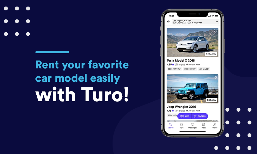 Turo App Review - Share Your Car and Make Money