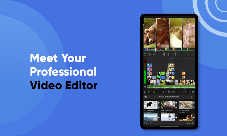 Lumafusion: Revolutionary Pro Video Editing App