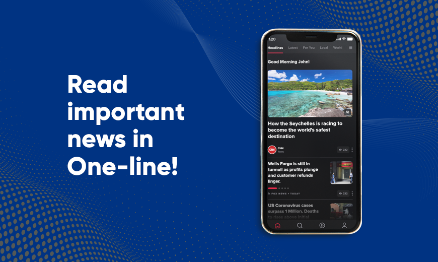 News in Bullets App Review - Read News in Short