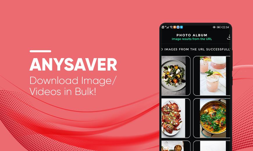 AnySaver - Download Insta Images/ Videos In Bulk!