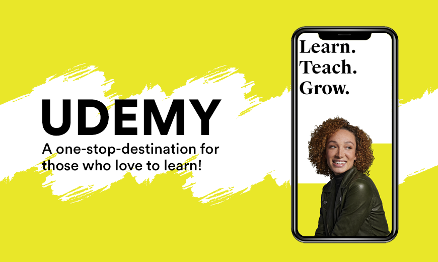 Udemy App Review- A Perfect App for Learners