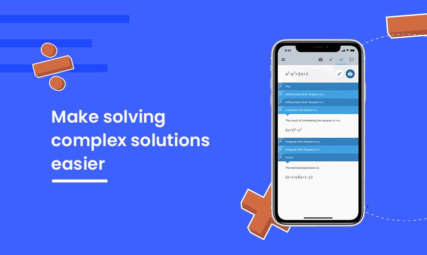 Maple Calculator - A High-tech Math Solver App