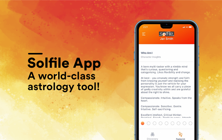 Solfile App Review- An Advanced Astrology App