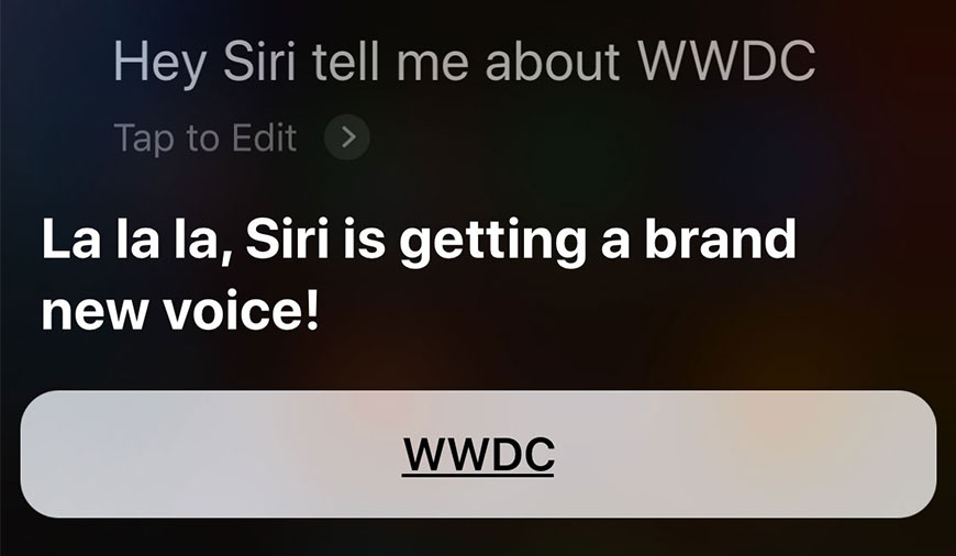 https://dk2dyle8k4h9a.cloudfront.net/Siri All Set To Get \'A Lot Smarter\' With \'A Brand New Voice\' Ahead WWDC