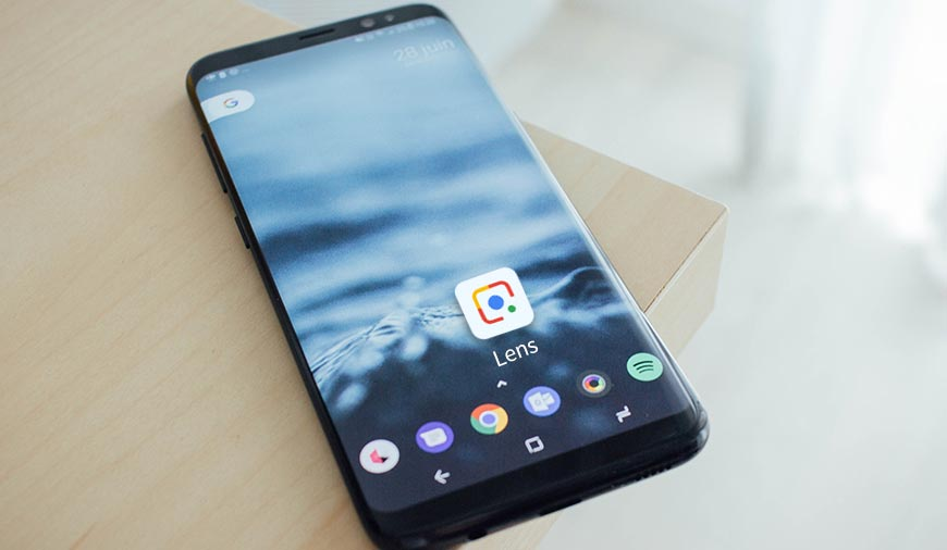 Launch Google Lens App With The New Standalone Icon