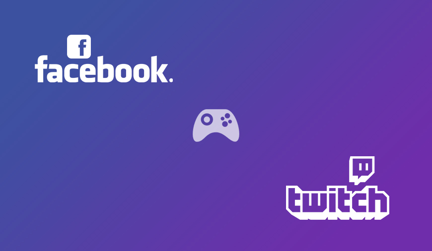 Facebook Challenges Twitch With Its Game Streaming Hub