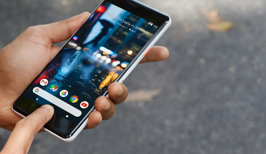 https://dk2dyle8k4h9a.cloudfront.net/Google Pixel 3 XL First Image Leaked, Showing A Notch Display