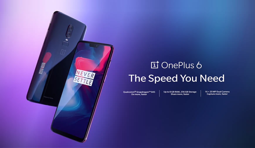 OnePlus 6 Receives Oxygen OS 5.1.6 Update, Unfortunately It Didn\'t Fixes The Serious Security Flaw