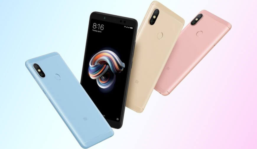 Xiaomi Unveiled 12nm chipset Powered Redmi 6/6A In China