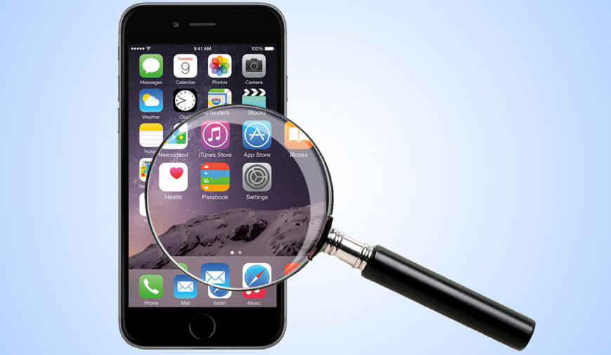 How To Turn Your iPhone Into A Magnifying Glass