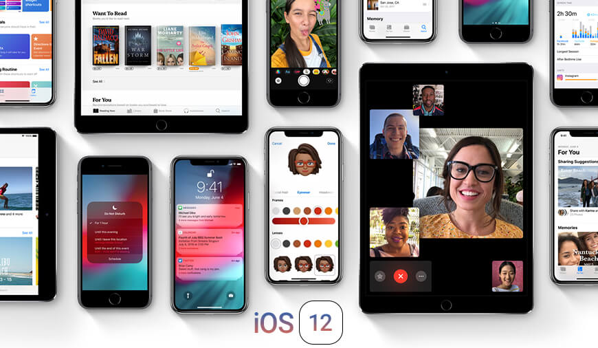 ios 12 latest features