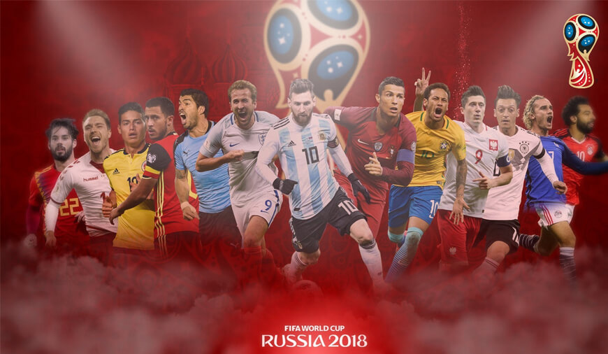 Keep Yourself Updated With These Seven FIFA World Cup 2018 Apps