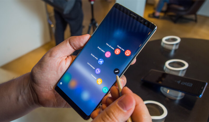 https://dk2dyle8k4h9a.cloudfront.net/A Leaked Image of Samsung Galaxy Note 9 Indicates Slimmer Bezels