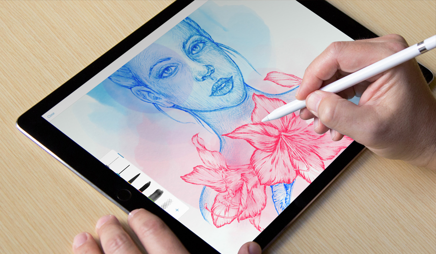 Adobe Is Working On An iOS Photoshop App For iPad